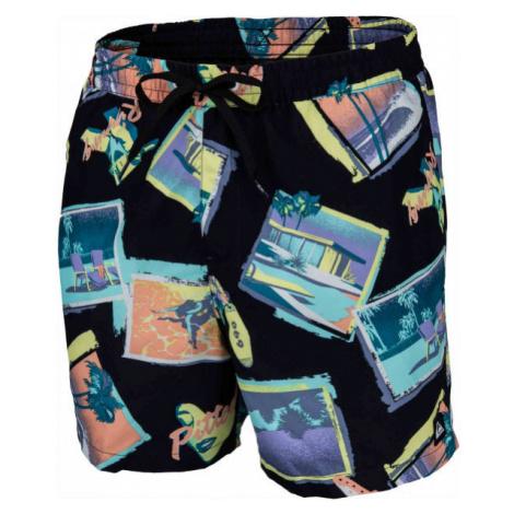 Quiksilver VACANCY VOLLEY 16 black - Men's swim shorts