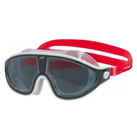 Speedo BIOFUSE RIFT V2 red - Swimming mask