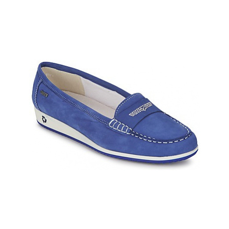 Ara NEWPORT women's Loafers / Casual Shoes in Blue