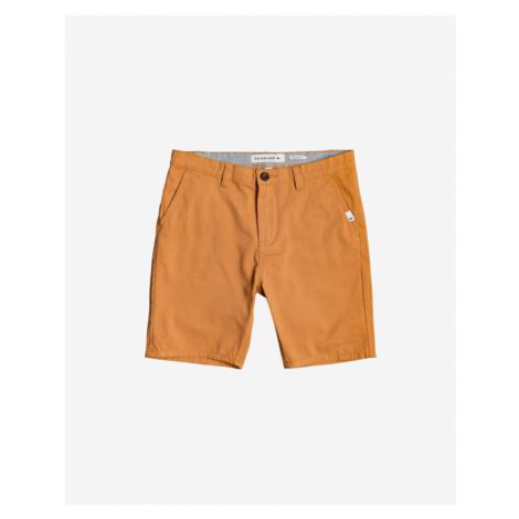 Quiksilver Everyday Kids Shorts Orange