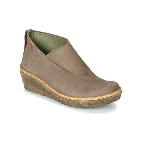 El Naturalista MYTH YGGDRASIL women's Low Boots in Grey