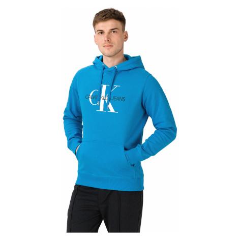 Calvin Klein Monogram Sweatshirt Blue