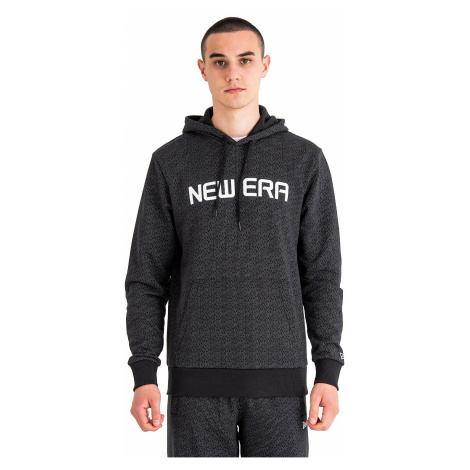 sweatshirt New Era Rain Camo Hoody - Black - men´s