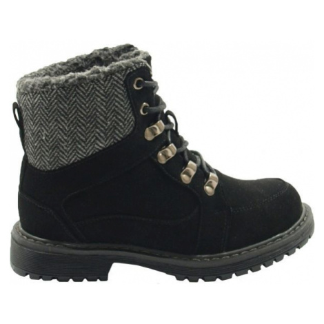 Junior League OSVALD black - Children's ankle shoes