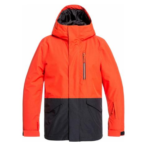 jacket Quiksilver Mission - NZG0/Poinciana - boy´s