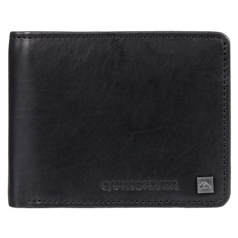 wallet Quiksilver Mack VIII - KVJ0/Black - men´s