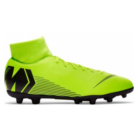 Nike MERCURIAL SUPERFLY 6 CLUB MG yellow - Men's football boots