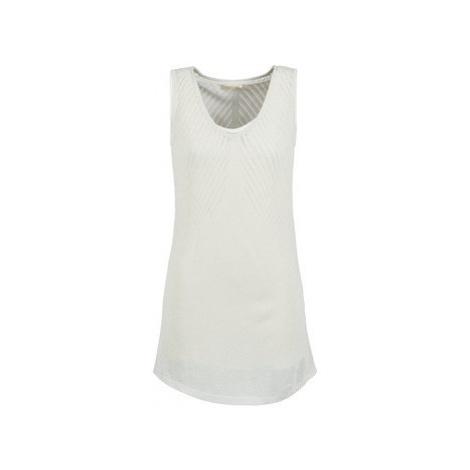 Les Petites Bombes CAMORITA women's Dress in White