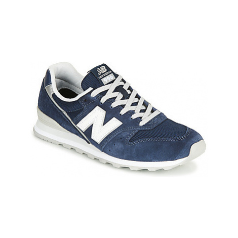 New Balance 966 women's Shoes (Trainers) in Blue