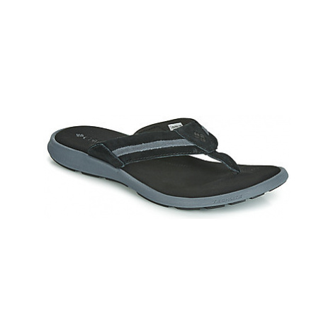 Columbia VERONA men's Flip flops / Sandals (Shoes) in Black