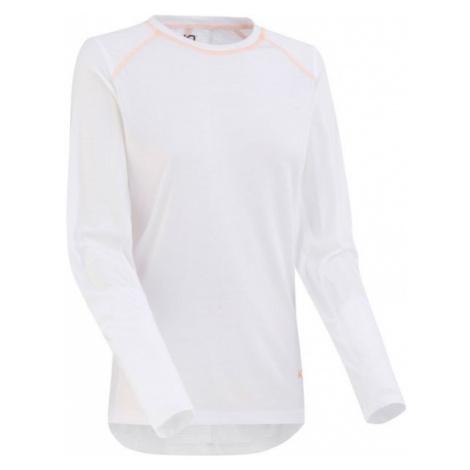 KARI TRAA CAROLINE LS white - Women's T-shirt