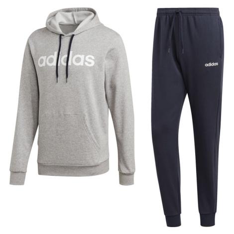 Hooded Tracksuit Men Adidas