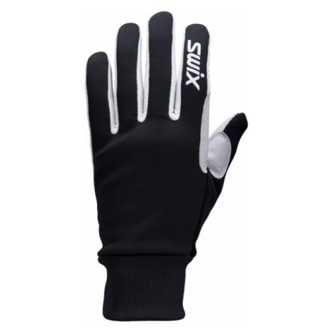 Swix TRACX black - Nordic ski gloves