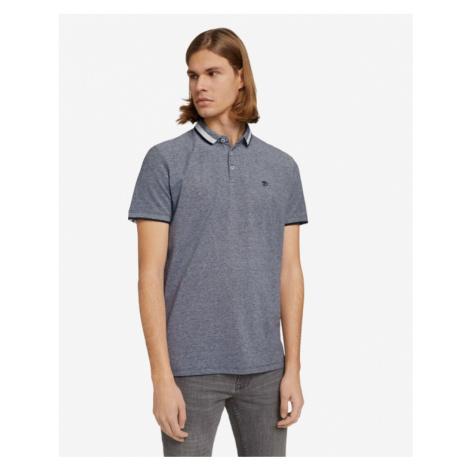 Tom Tailor Denim Polo Shirt Grey