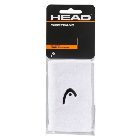 Head WRISTBAND 5 white - Wristband