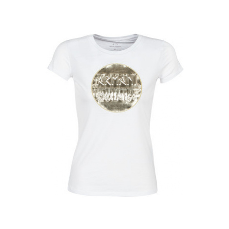 Women's T-shirts, tank tops and blouses Armani