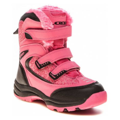 Loap NAO pink - Kids' Winter Boots