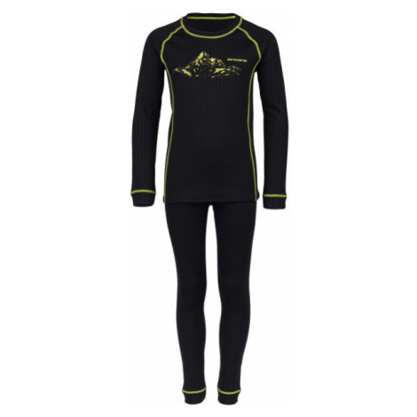 Arcore JOSIE black - Children's thermal set