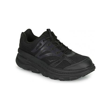 Hoka one one M HOKA X EG BONDI B men's Running Trainers in Black