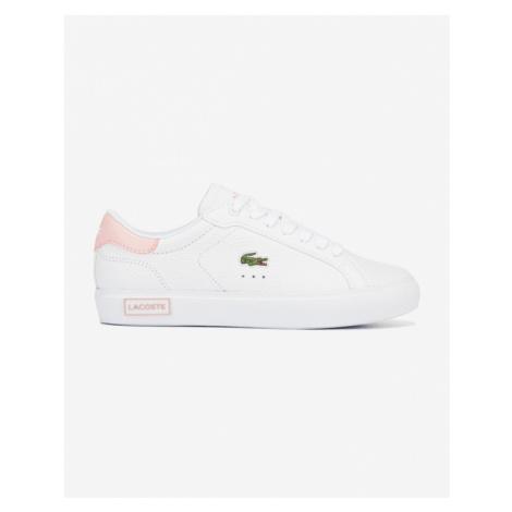 Lacoste Powercourt Sneakers White