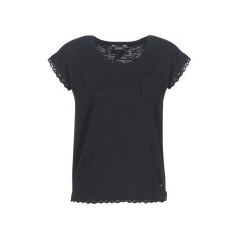 Kaporal MALYA women's T shirt in Black