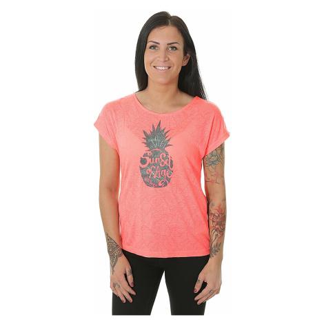 T-Shirt Heavy Tools Moho - Coral