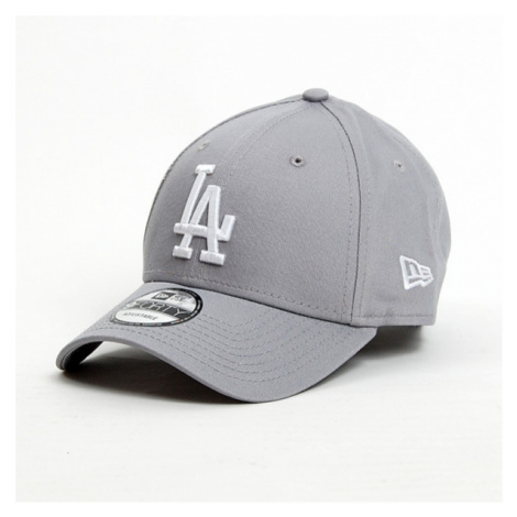 New Era 9Forty MLB Reverse team LA Dodgers Grey