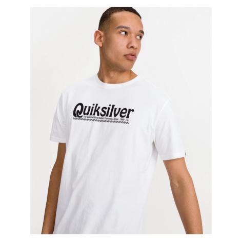 Quiksilver Newslangs T-shirt White