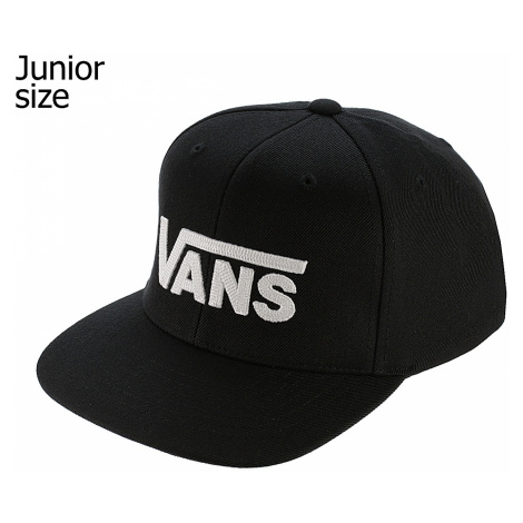 cap Vans Drop V II Snapback Youth - Black/White