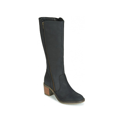 Kickers PAOLINA women's High Boots in Black