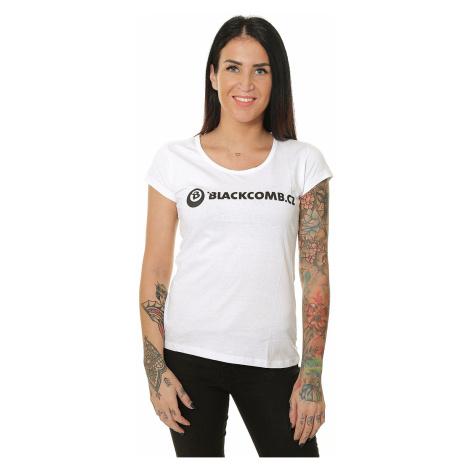 T-Shirt Blackcomb Logo Blackcomb - White/Black