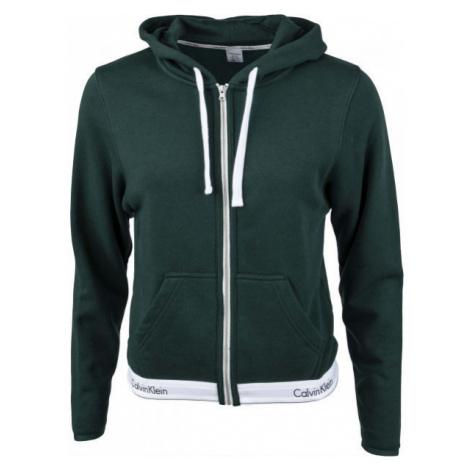 Calvin Klein TOP HOODIE FULL ZIP - Women's hoodie