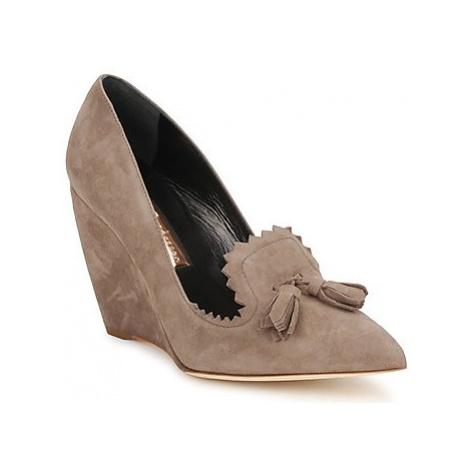 Rupert Sanderson HERRICK women's Court Shoes in Brown
