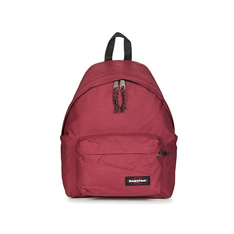 Eastpak PADDED PAK'R 24L men's Backpack in Bordeaux