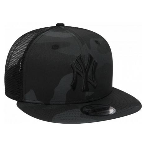 New Era 9FIFTY MLB ESSENTIAL NEW YORK YANKEES TRUCKER CAP grey - Men's club trucker hat