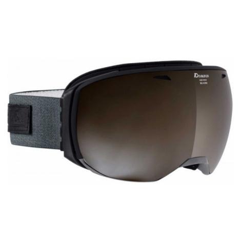 Alpina Sports BIG HORN MM gray - Unisex downhill ski goggles