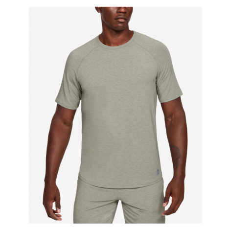 Under Armour Athlete Recovery Sleeping T-shirt Green