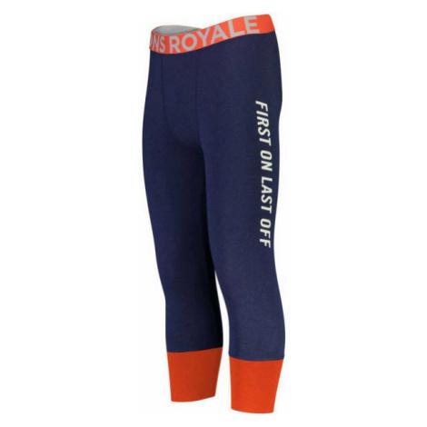 MONS ROYALE SHAUN-OFF 3/4 - Merino 3/4 leggings