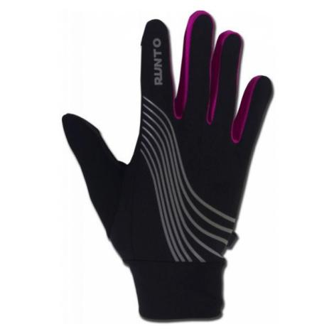 Runto WARRIOR pink - Running gloves