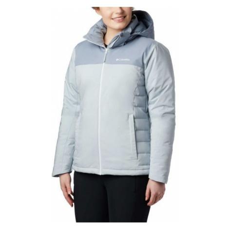 Columbia Snow Dream Jacket gray - Women's winter jacket