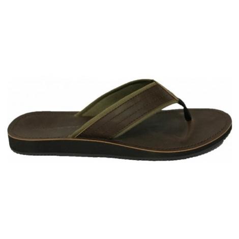 Numero Uno BATUR brown - Men's flip-flops