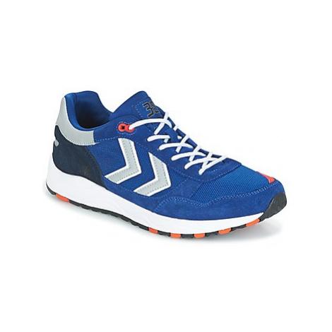 Hummel 3S SPORT women's Shoes (Trainers) in Blue