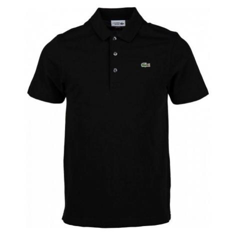 Lacoste MEN S/S POLO black - Men's polo shirt