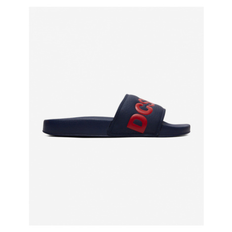 DC Slippers Blue