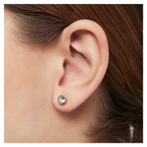 Ted Baker Women's Sinaa Swarovski Crystal Stud Earrings - Gold/Crystal - Rose Gold