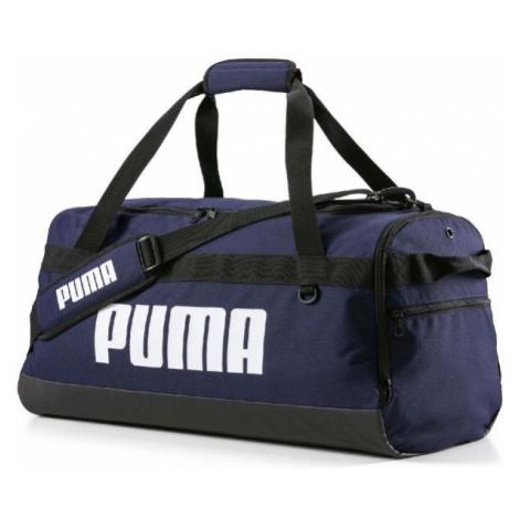 Puma CHALLENGER DUFFEL BAG M blue - Sports bag