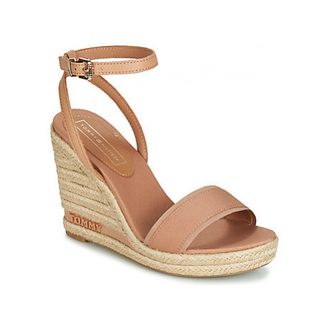 Tommy Hilfiger ELENA 78C women's Sandals in Pink