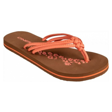 O'Neill FG DITSY SANDALS brown - Girls' flip flops