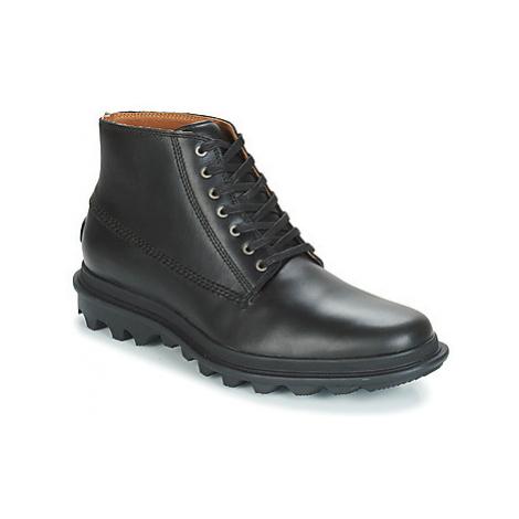 Sorel ACE CHUKKA WATERPROOF men's Mid Boots in Black