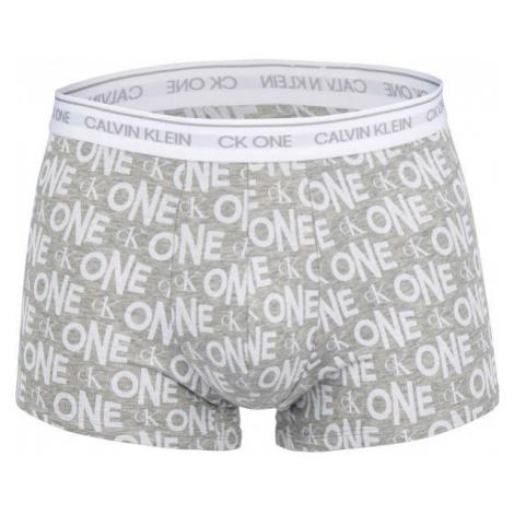 Calvin Klein TRUNK grey - Men's boxer briefs